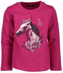 Blue Seven dívčí tričko s koněm