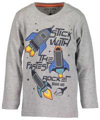 Blue Seven Koszulka chłopięca z rakietami