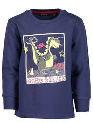 Blue Seven chlapecká mikina s dinosaurem