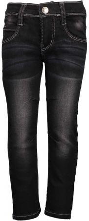 Blue Seven chlapecké jeansy 110 čierna