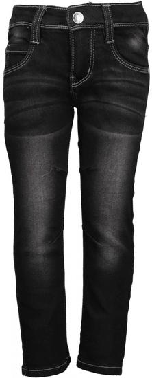 Blue Seven chlapecké jeansy 92 černá