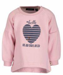 Blue Seven dívčí svetr se srdcem