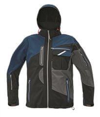 Assent Nepremokavá softshellová bunda Symmons čierna S