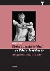 Wollf Larry: Týrání a zneužívání dětí ve Vídni v době Freuda, korespondenční lístky z konce světa