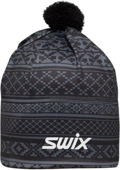Swix Čepice Myrene Černá OS