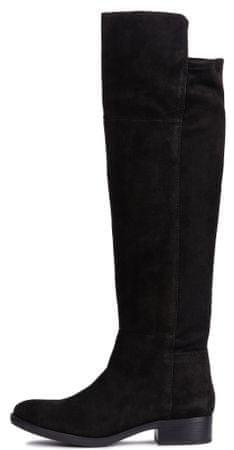 Geox ženski škornji Felicity, 36, črni