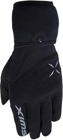 Swix rękawice męskie Atlasx Czarne 7/S