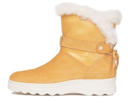 Geox buty zimowe damskie Hosmos B Abx 36 żółte