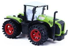 Rappa Hatalmas traktor változtatható fülkével