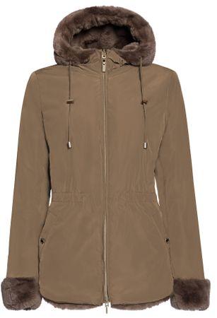 bb7831e29e Geox Kaula női kabát S barna | MALL.HU