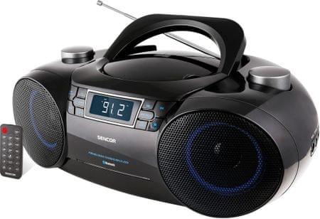 SENCOR Radiomagnetofon SPT 4700 czarny