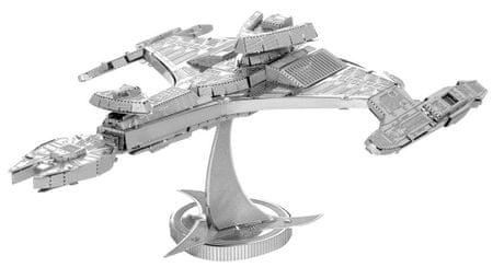Metal Earth Star Trek Klingon Vorcha 3D Fémépítő Modell
