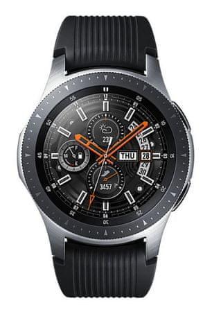 Samsung pametna ura Galaxy Watch 46 mm, srebrna