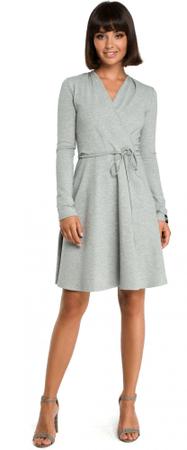 BeWear dámské šaty XXL sivá
