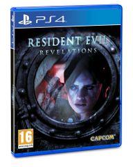 Capcom igra Resident Evil: Revelations (PS4)