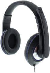SENCOR słuchawki z mikrofonem SEP 629