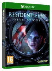 Capcom igra Resident Evil 7: Revelations (Xbox One)