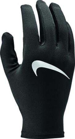 Nike rokavice Miler Running Glove Black/Silver L/XL