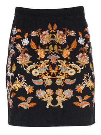 Desigual spódnica damska Bruna 36 czarny