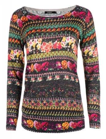 Desigual ženski pulover Cameron, XS, večbarven