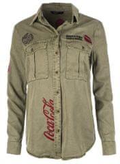 Desigual dámská košile Coca Cola