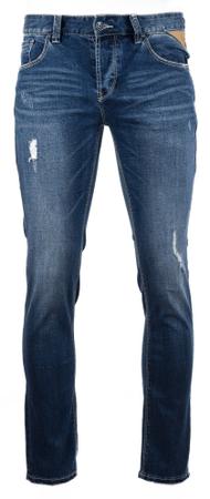 Timeout jeansy męskie, 29/32, ciemnoniebieskie