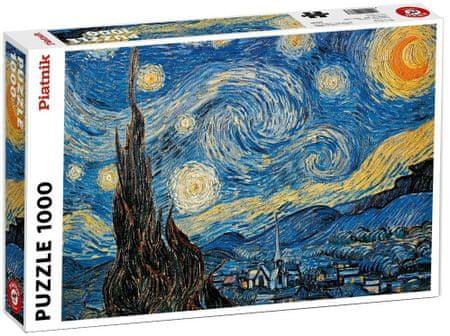 Piatnik Van Gogh - Hvězdná noc