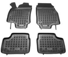 REZAW-PLAST Gumové koberce, súprava 4 ks (2x predné, 2x zadné), Opel Astra II G 1998-2009, Opel Astra III H 2004-2014