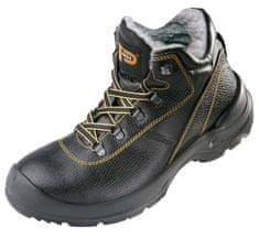 Panda Safety Zimná pracovná obuv Orsetto S3CI čierna 48