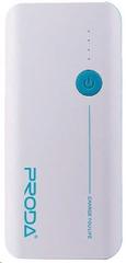 REMAX PowerBank Proda 20000 mAh, bielo - modrá farba EXCLUSIVE AA-1077