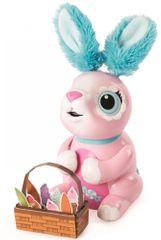Spin Master Zoomer Hladový králíček - růžový - rozbaleno