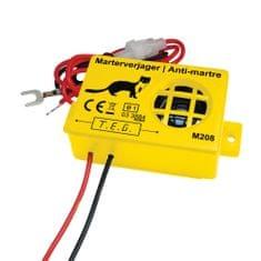 CarPoint Nyest és rágcsáló riasztó KEMO/TEG M208 12 V
