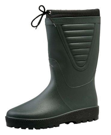dcead491fe Boots Zateplené čižmy Polar zelená 39