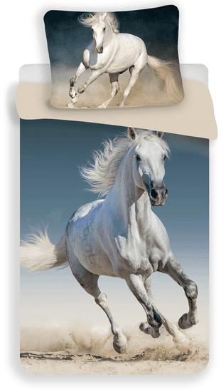 Jerry Fabrics povlečení Kůň 03