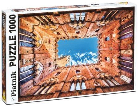 Piatnik Palazzo Publico Siena