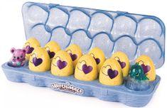 Spin Master Hatchimals 12 tojást tartalmazó gyűjtői karton, 3. sorozat