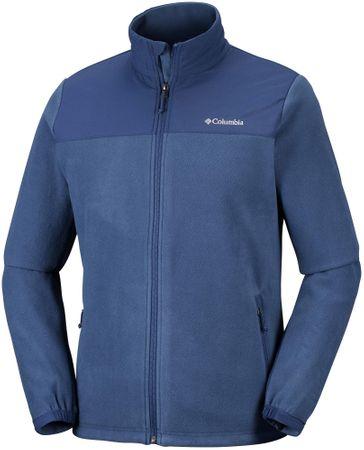 COLUMBIA Bluza męska Fast Trek Novelty Full Zip Fleece Collegiate Navy M