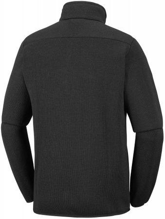 61671053920d COLUMBIA Terpin Point III Full Zip Black XL | MALL.HU