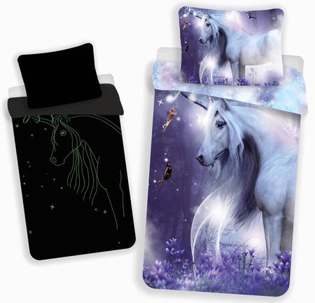 Jerry Fabrics ágynemű Unicorn
