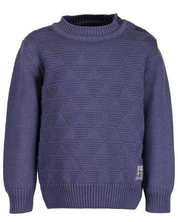 Blue Seven chlapecký svetr 62 fialová