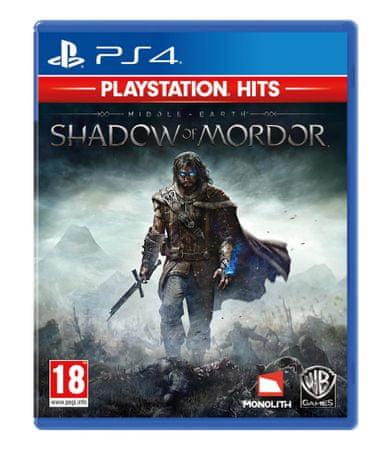 Warner Bros igra Middle Earth: Shadow of Mordor Hits (PS4)