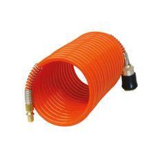 CarPoint Tlaková vzduchová hadice vinutá 4 m s rychlospojkou