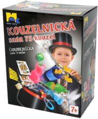 Mac Toys Čarodejnícka sada 75 kúziel