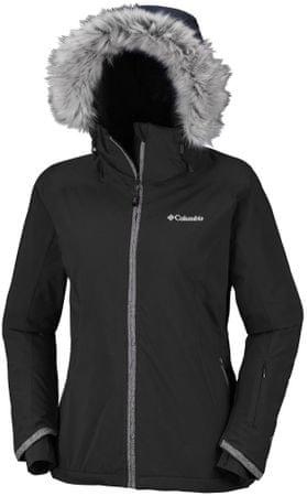 COLUMBIA Alpine Slide Jacket Black XS
