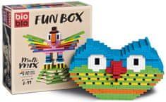 Piatnik zestaw Bioblo Fun Box 200 elementów