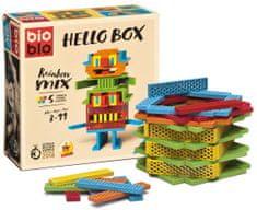 Piatnik zestaw Bioblo Hello Box 100 elementów