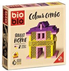Piatnik zestaw Bioblo Colours Home 40 elementów