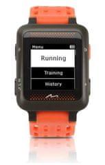 MIO tekaška ura MiVia M350 HR Run + Bluetooth slušalke RIO 3, črne