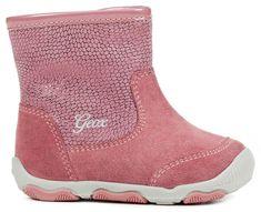 Geox dívčí kotníčkové boty New Balu