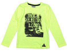 Dirkje chlapecké tričko NEON
